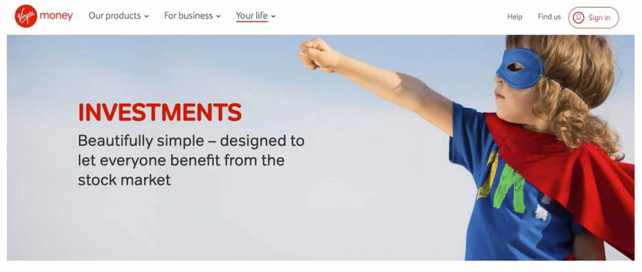 Virgin Money Investments Review