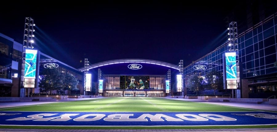 The Ford Center at The Star in Frisco