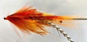 steelhead prawn fly pattern
