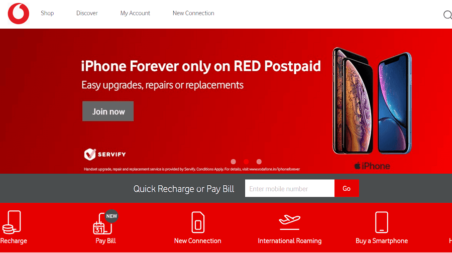 Vodafone Customer Care Number Toll Free 24x7 All City