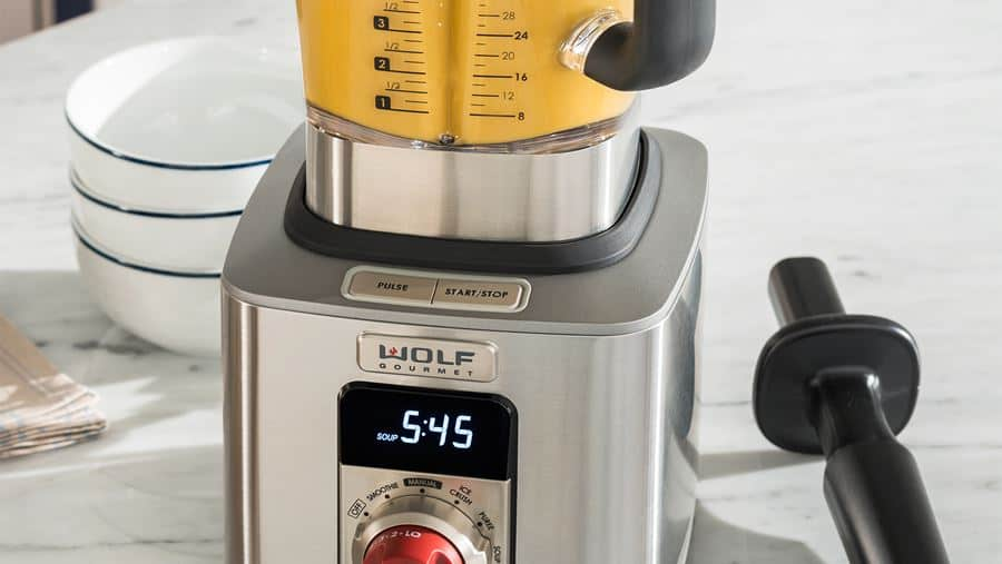 image of High Performance Wolf Blender