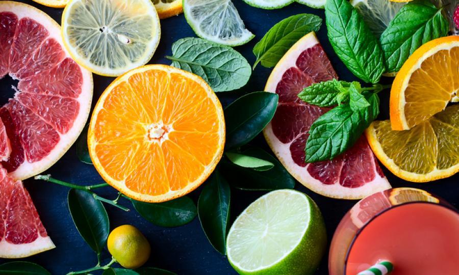 Citrus Perfume Types Category