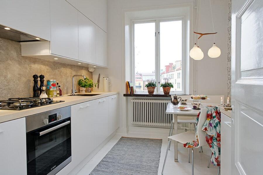 ремонт кухни 7 м2 в квартире