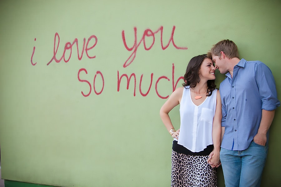 I Love You So Much wall joe's coffee austin texas