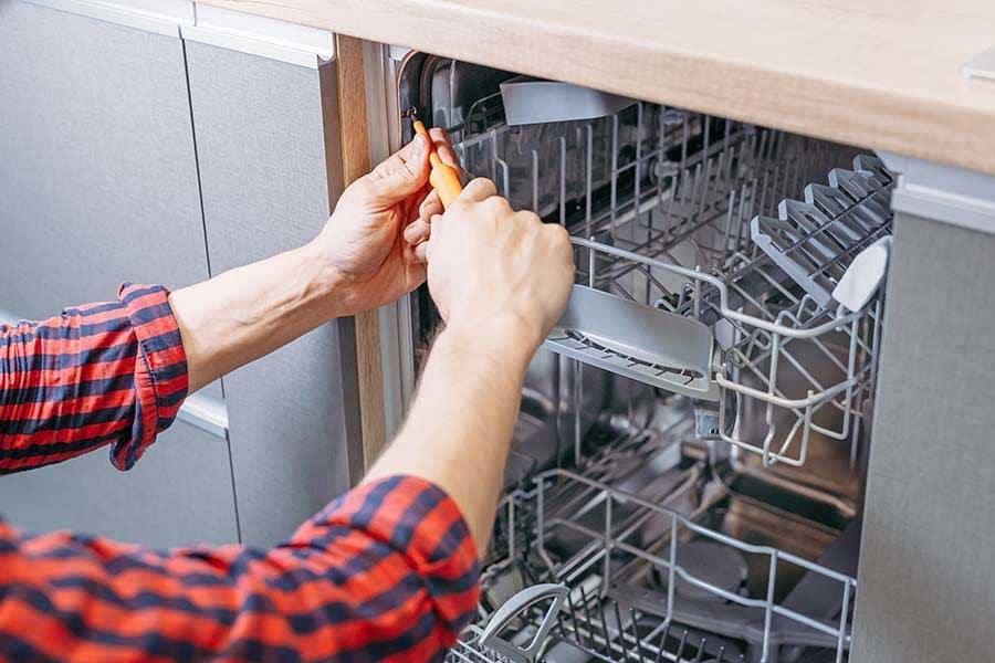 Servicio técnico de lavavajillas Balay en Madrid
