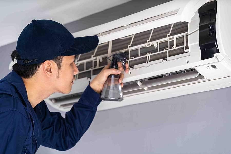 reparación de aires acondicionados en madrid