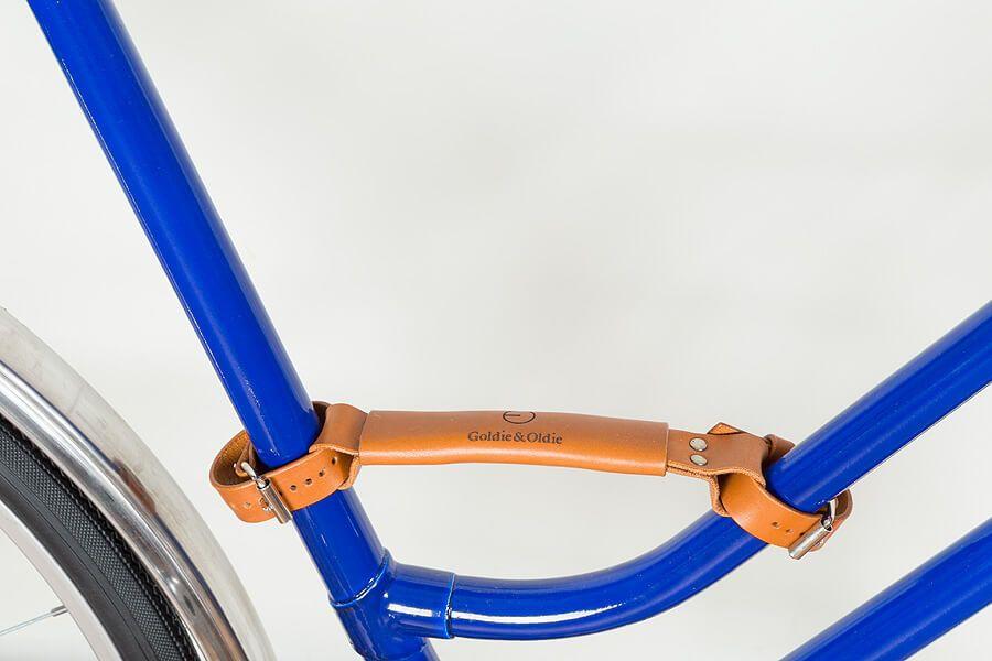 Uchwyt do roweru - Stylowe akccesoria rowerowe Goldie&Oldie