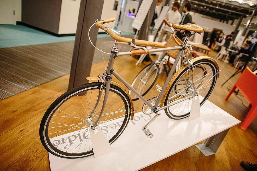 Oldie 700 - Stylowy męski rower miejski na ramie Rychtarski