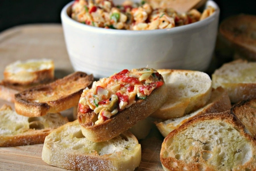 Roasted Red Pepper and Artichoke Tapenade | Life, Love, and Good Food