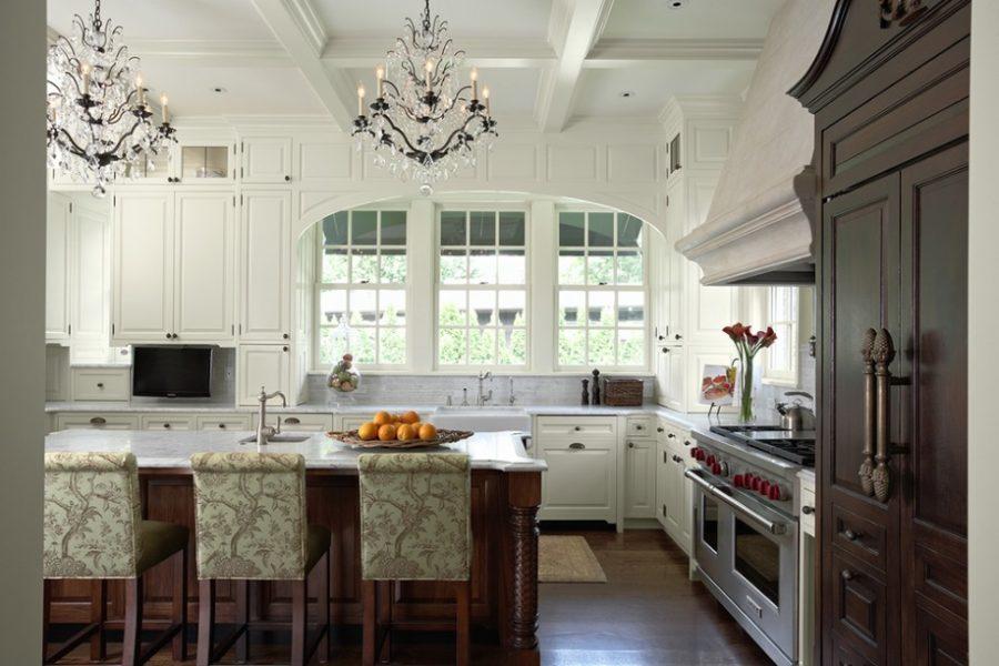 кухни дизайн интерьера стили фото