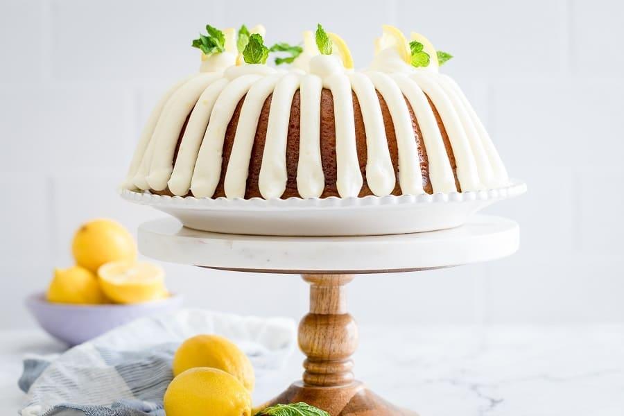 Lemon Bundt