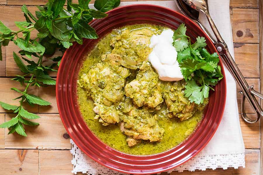 chicken, pahadi, dinner