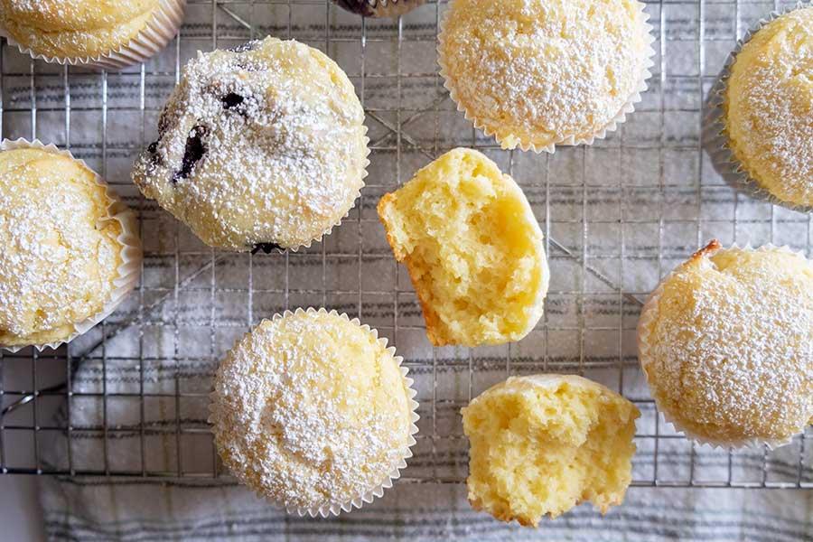 gluten free muffin recipe