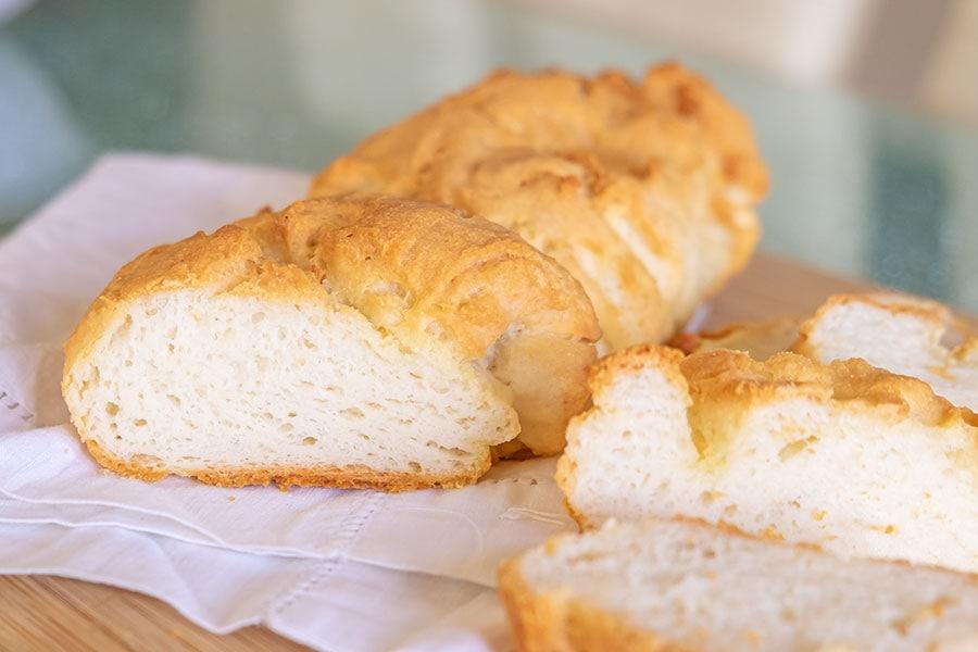 French bread, gluten free