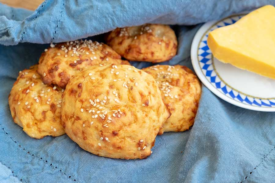 cheese buns, gluten free
