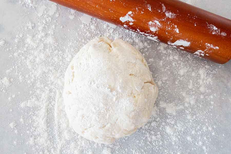 gluten-free yeast-free pizza dough
