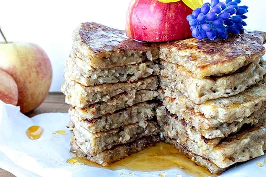 oatmeal pancakes, gluten free