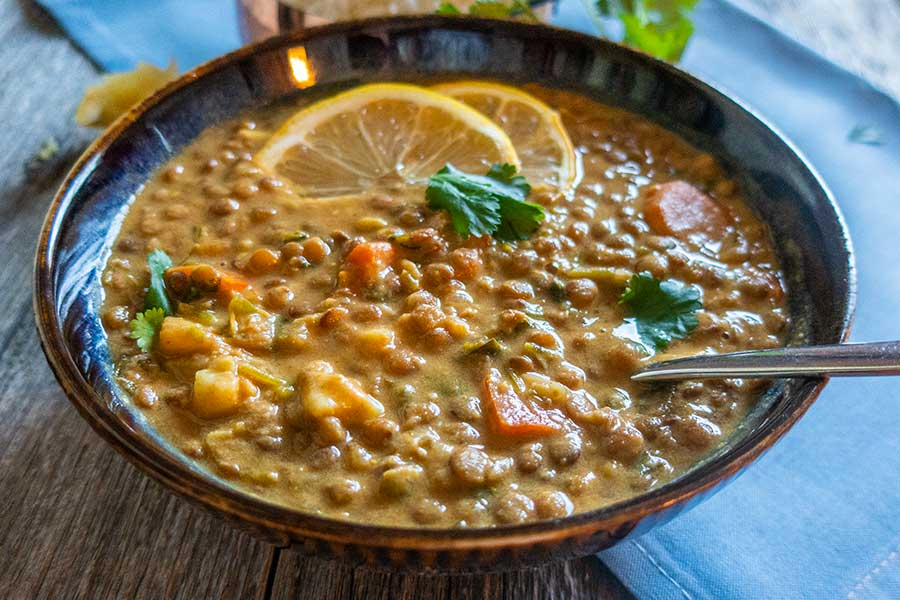 somali lentil stew