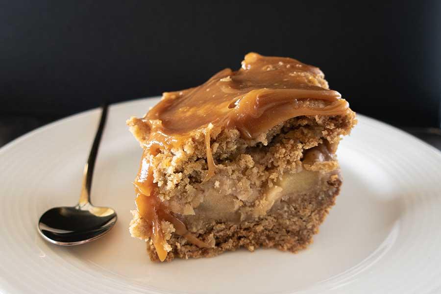gluten free apple dessert