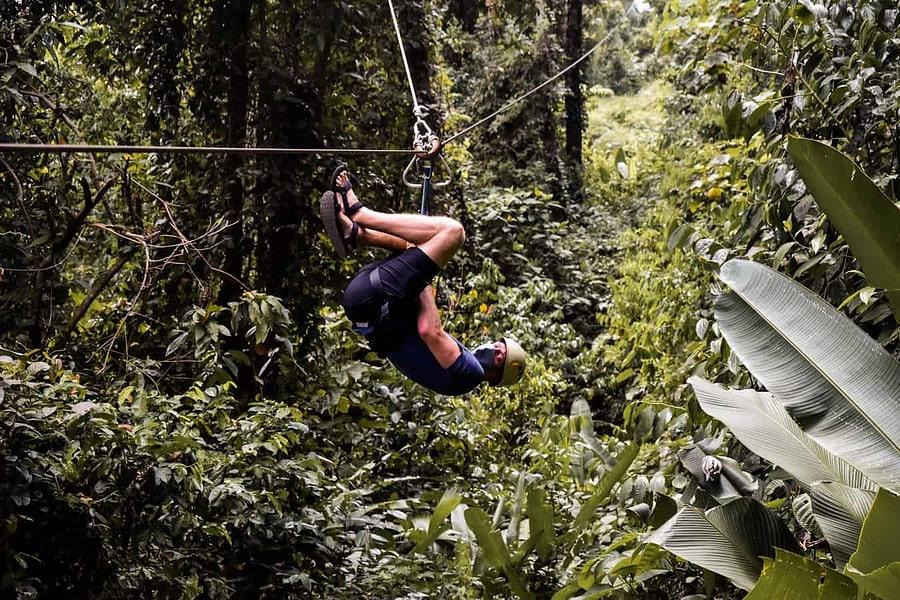 Costa Rica itinerary 7 days