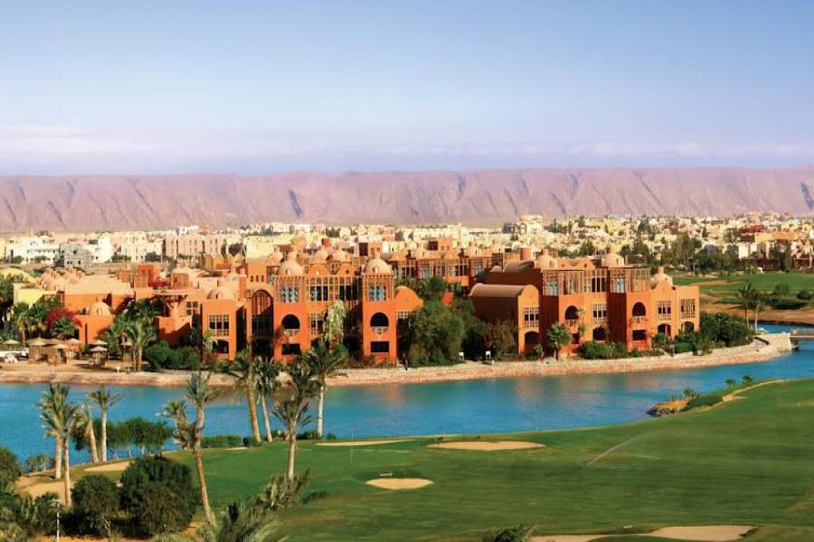 Apartment in El Gouna Golf Area  Steignberger 3 bedroom Ground Floor