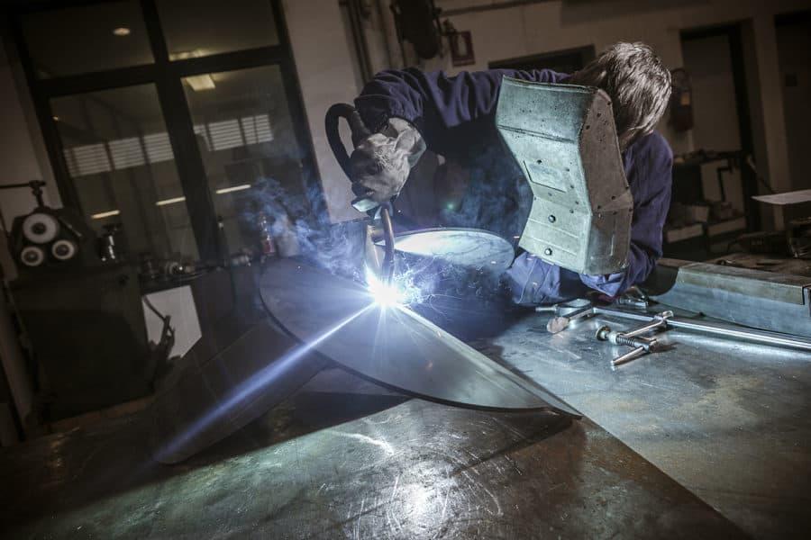 Servizi fotografici industriali a Vicenza settore metalmeccanico
