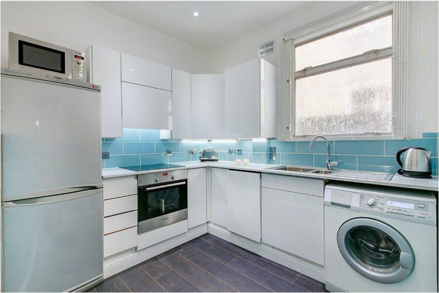 кухни со стиральной машиной фото