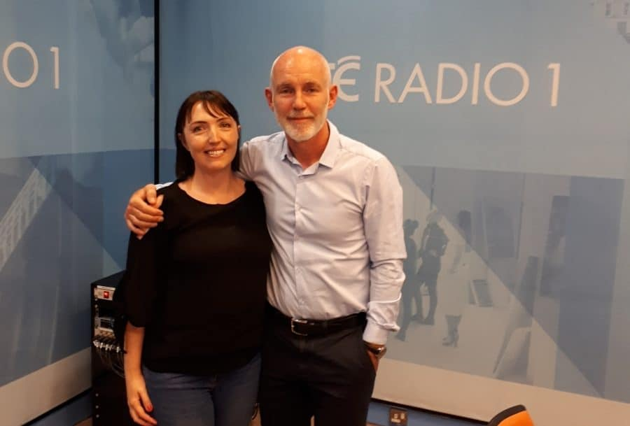 Alternatives to traditional ceremonies Radio 1 interview with Ray DArcy