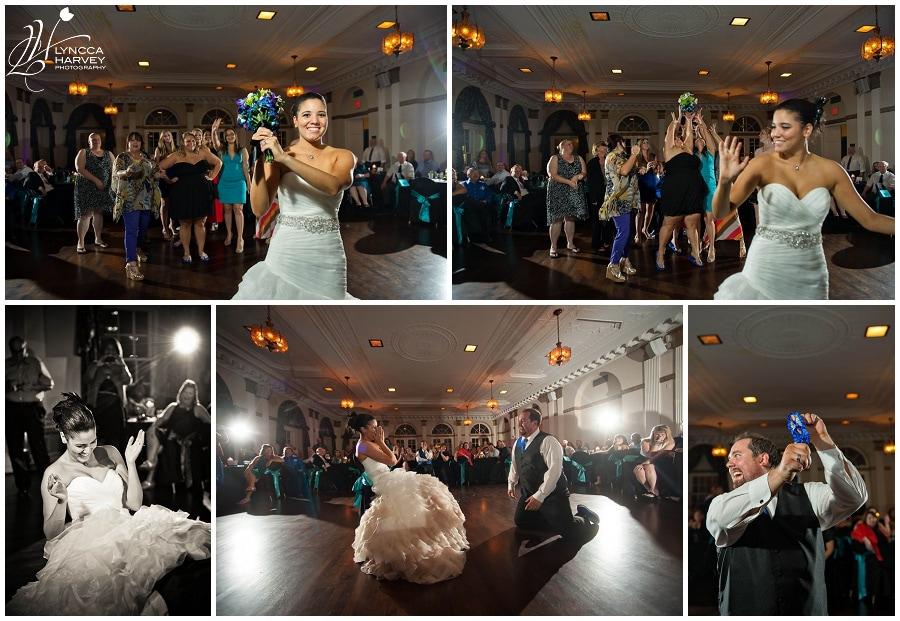 Fort Worth Wedding Photographer | YWCA Wedding | Lyncca Harvey Photography