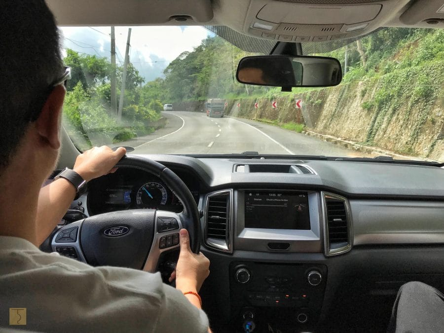 Holiday Inn Baguio City Centre - Ford Everest