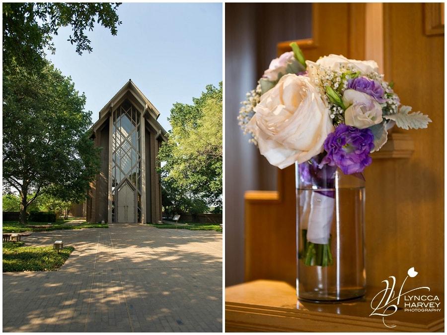 Fort Worth Wedding Photographer   Marty Leonard Chapel   Lyncca Harvey Photography