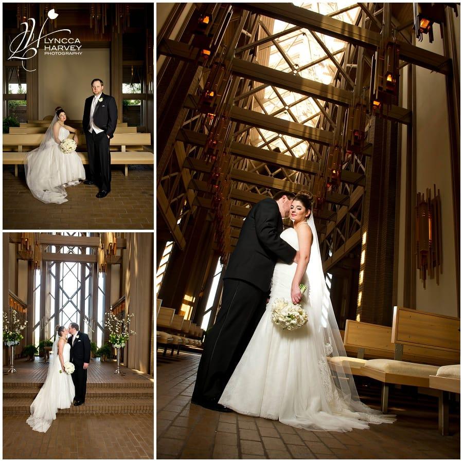 Fort Worth Wedding Photographer: Marty Leonard Chapel   Lyncca Harvey Photography