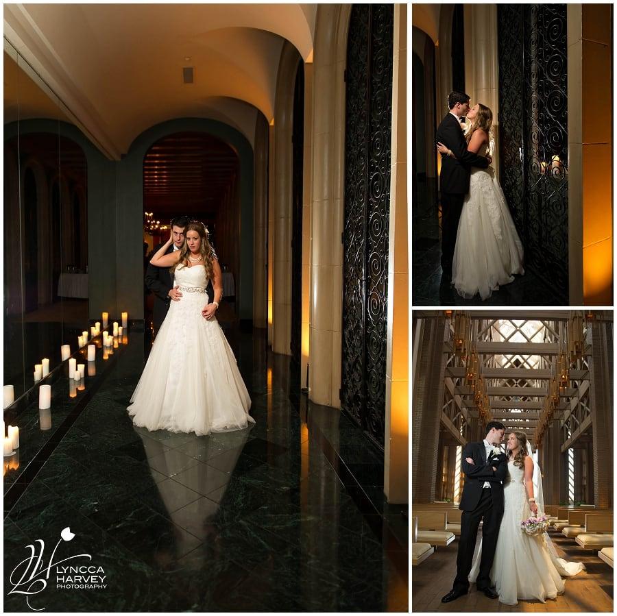 Fort Worth Wedding Photographer   Fort Worth Club  Lyncca Harvey Photography