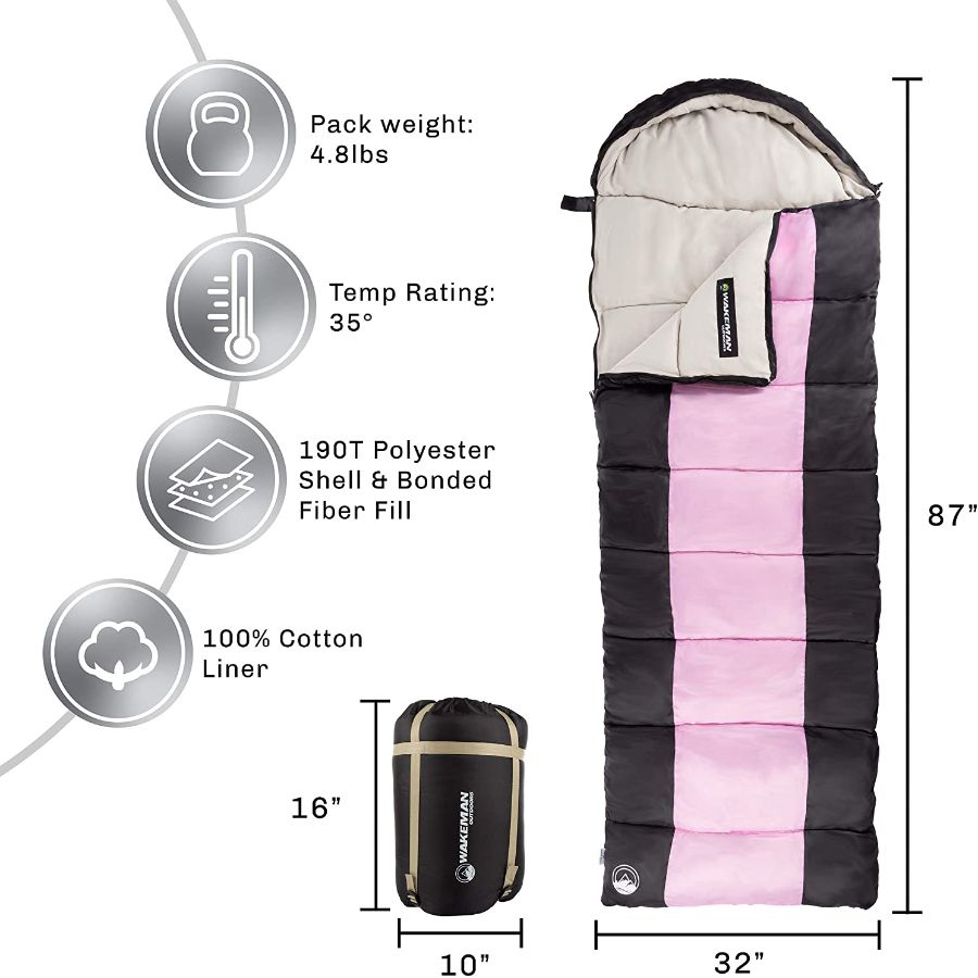 Wakerman pink bag - photo 1