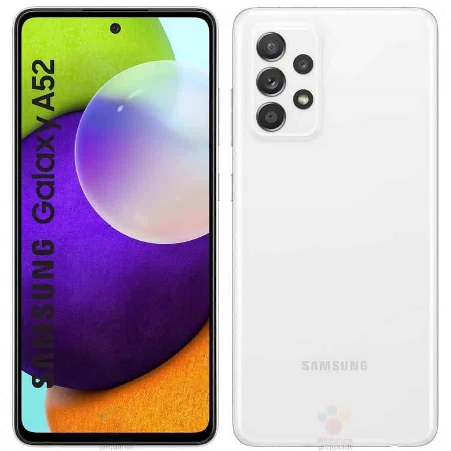 Galaxy A52 5G Redmi