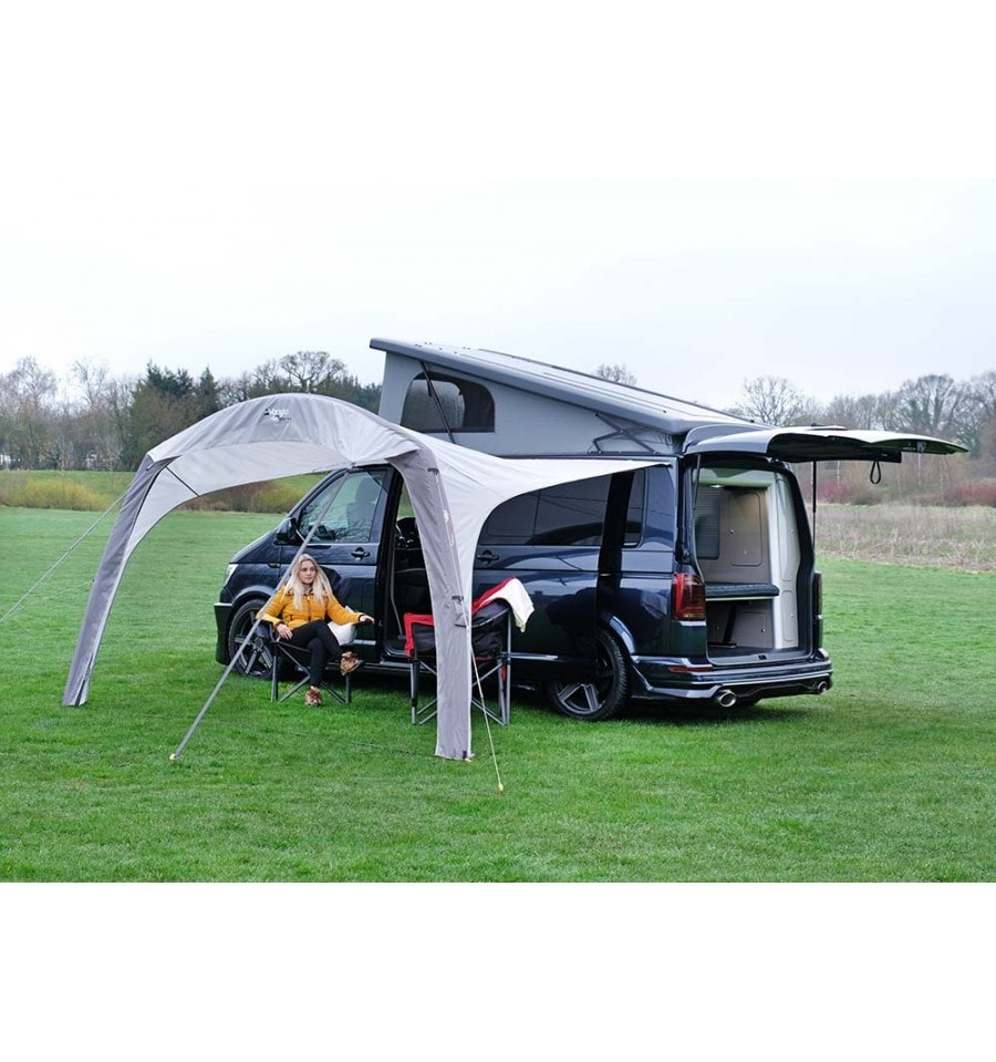vango airbeam sky canopy vw t5 rear
