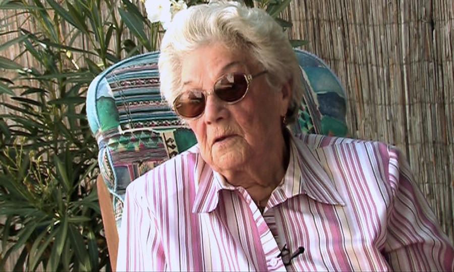 Ida Huttary im Interview (2008)