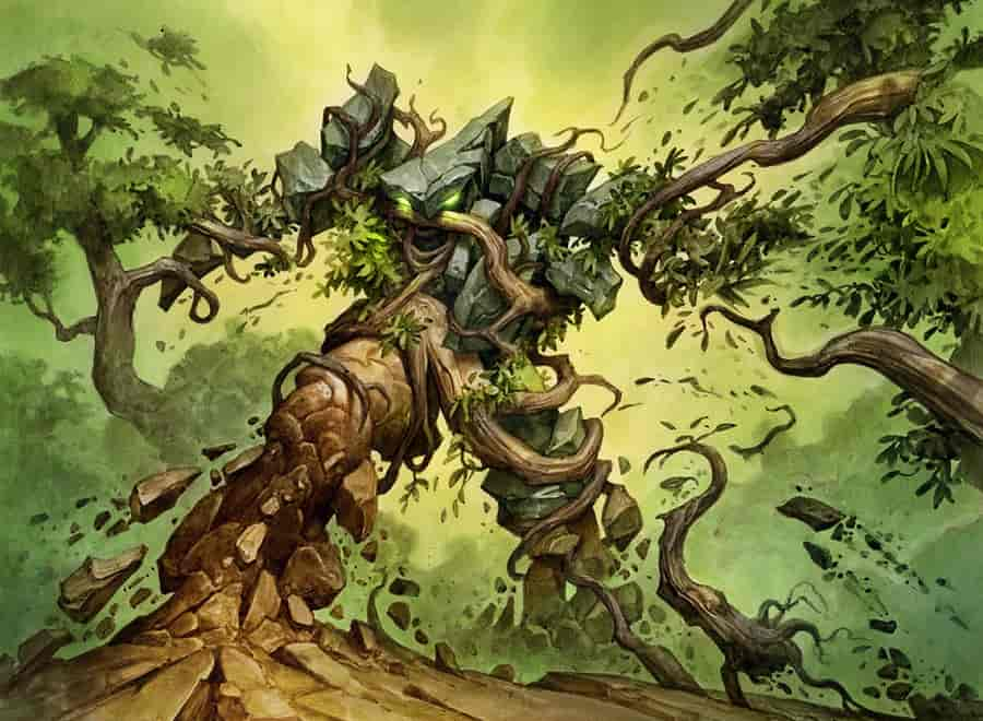 How to Build Mono Green Commander Deck Avenger of Zendikar Banner