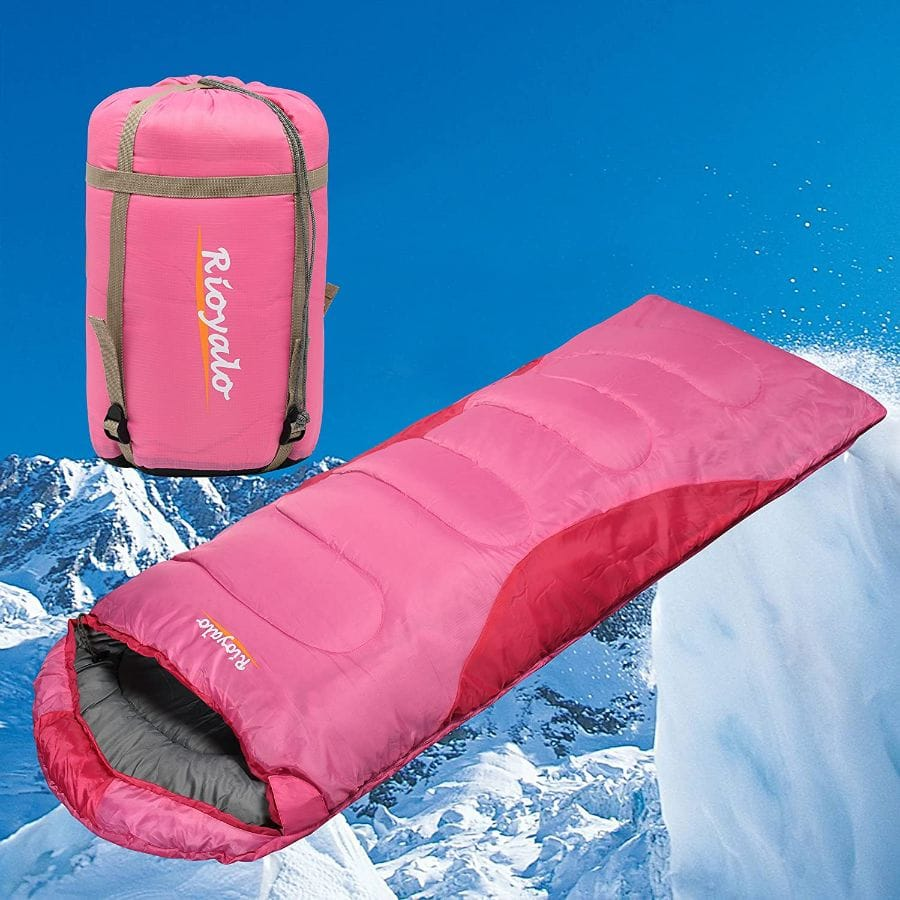0 degree sleeping bag - photo 2