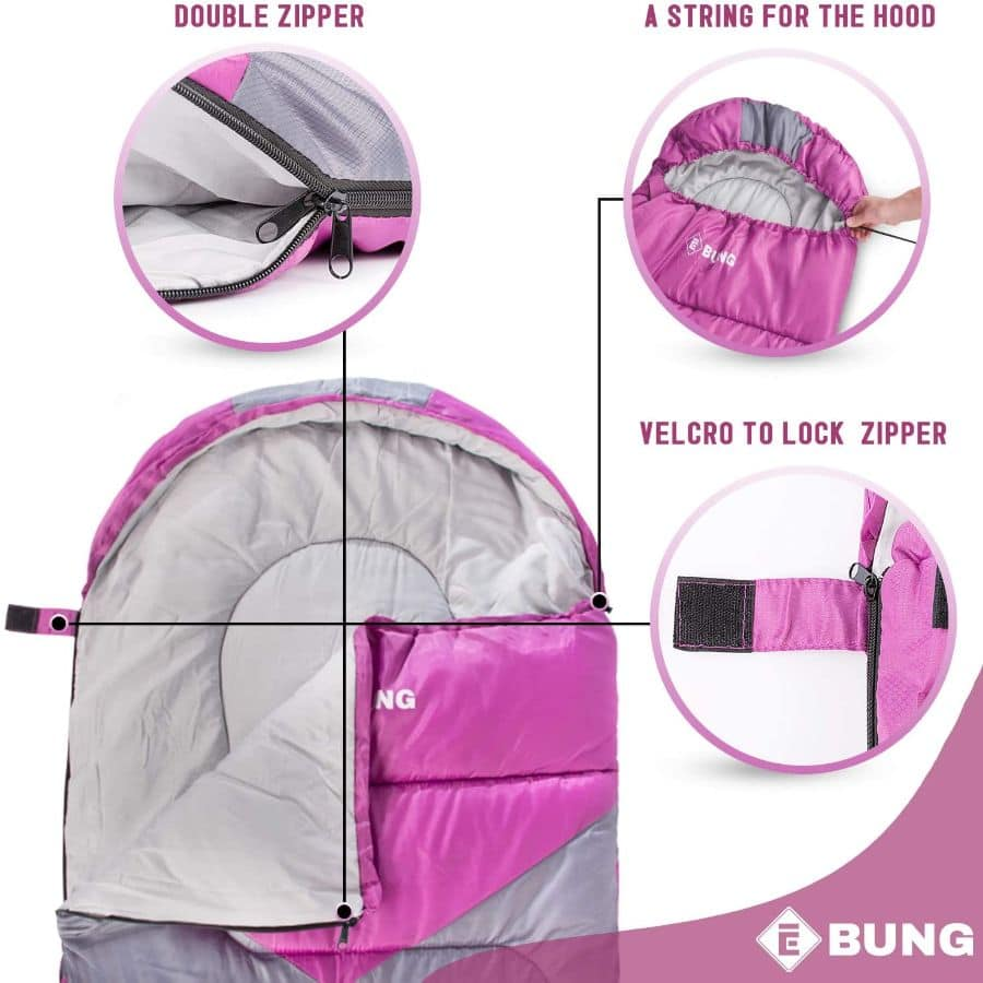 Ebung sleeping bag - photo 3