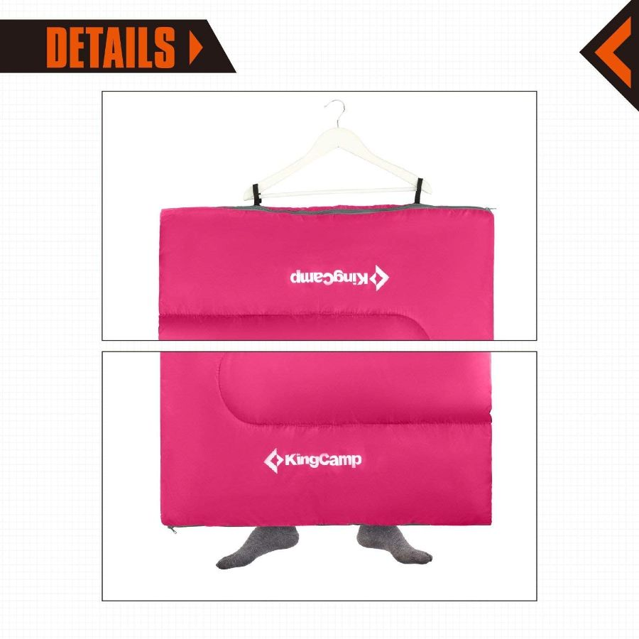 King camp sleeping bag - photo 1