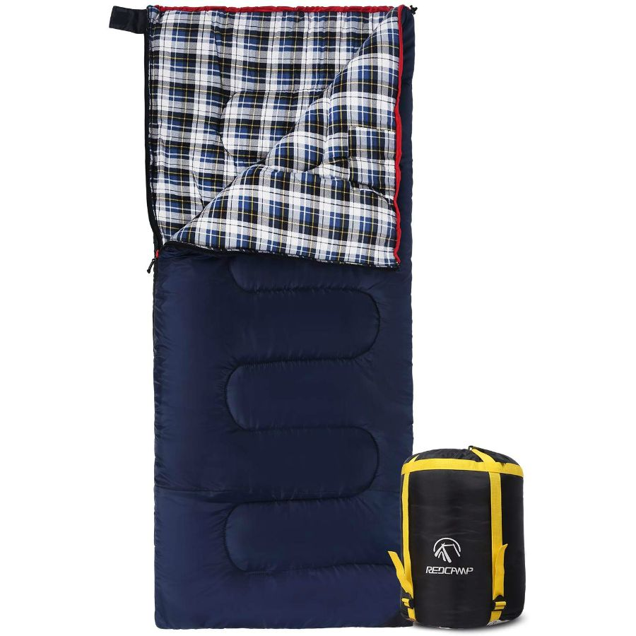 Redcamp cotton flannel bag - photo 4