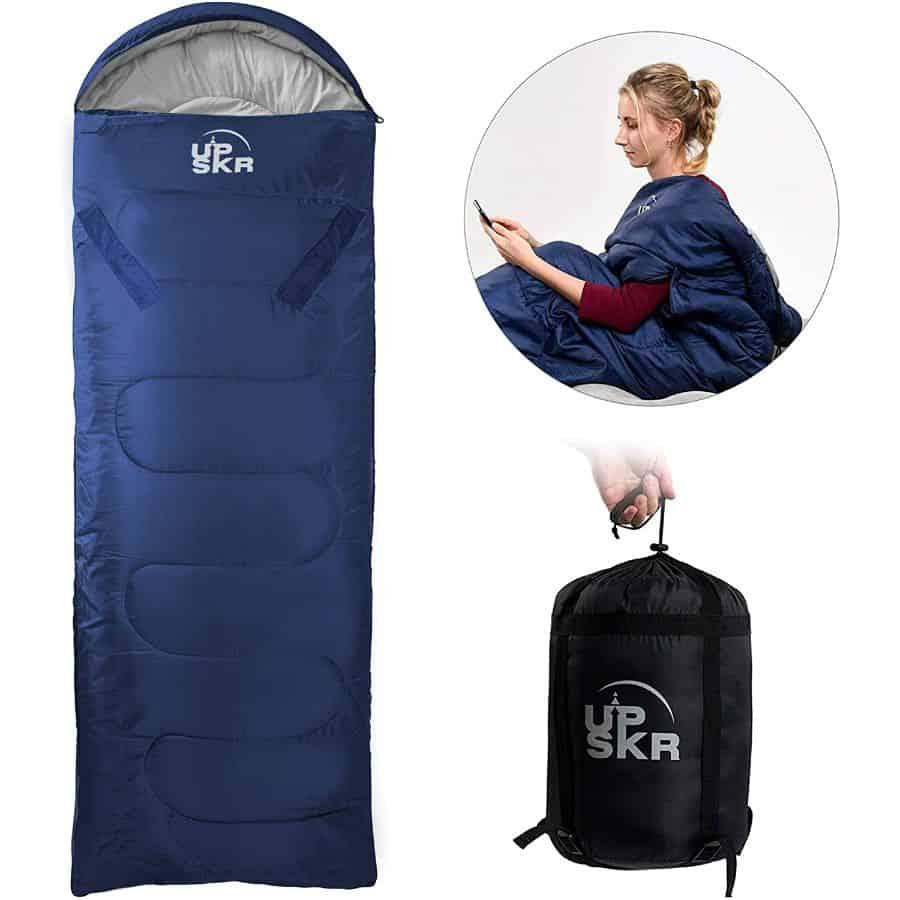 UPSKR sleeping bag - photo 3