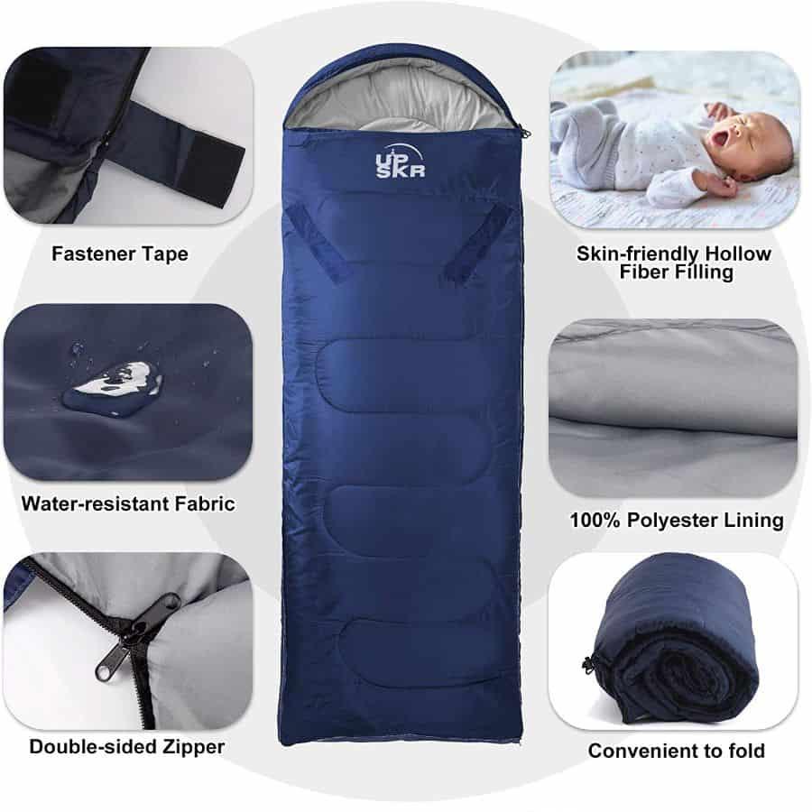 UPSKR sleeping bag - photo 1