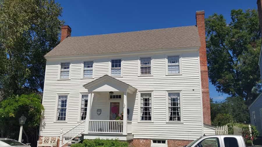 Marsh House in Little Washington