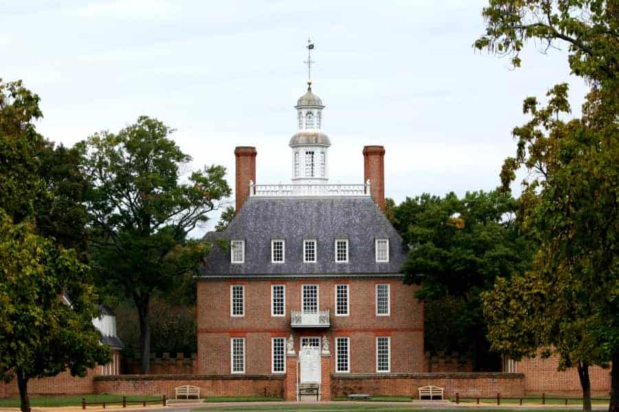 Colonial Williamsburg is a great trip for the family