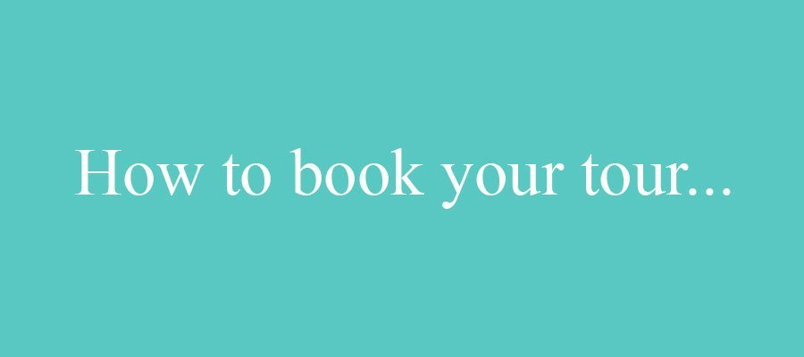how to book your tour
