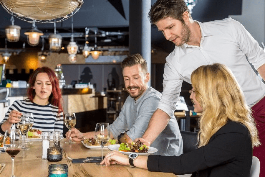 Retail and hospitality training