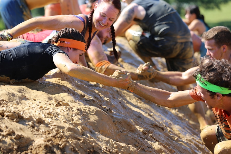 Old Spice / Tough Mudder 2016