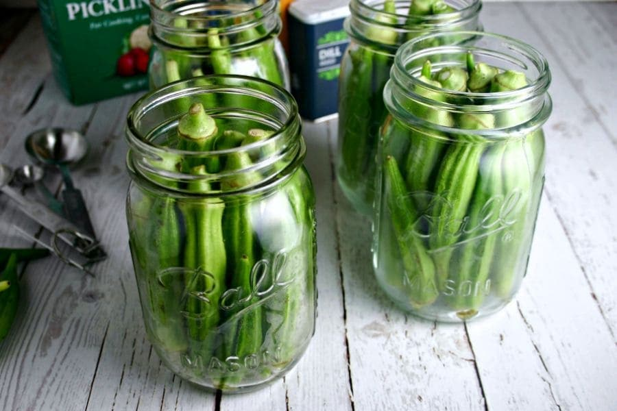 Pickled Okra | Life, Love, and Good Food
